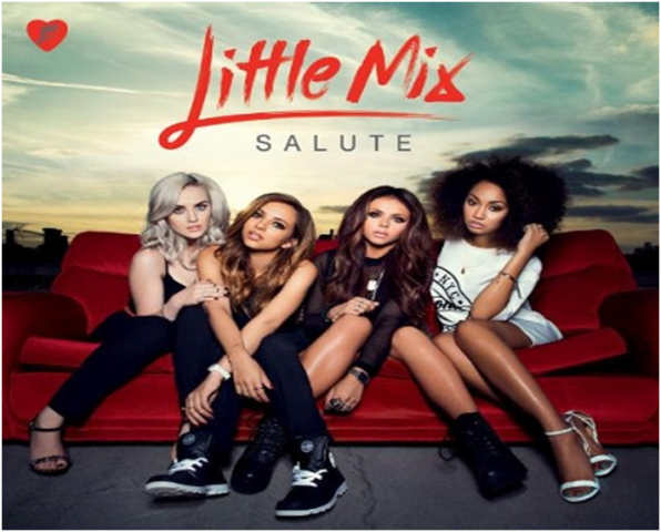 Little Mix: New Face For Girl Power
