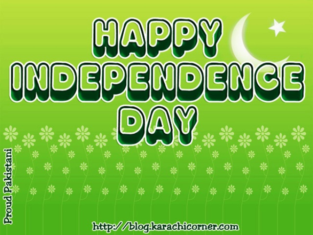 Pakistan's Independence Day 14