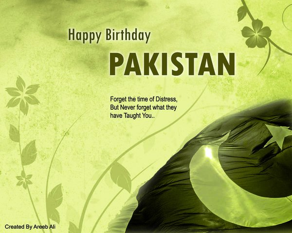 Pakistan's Independence Day 22