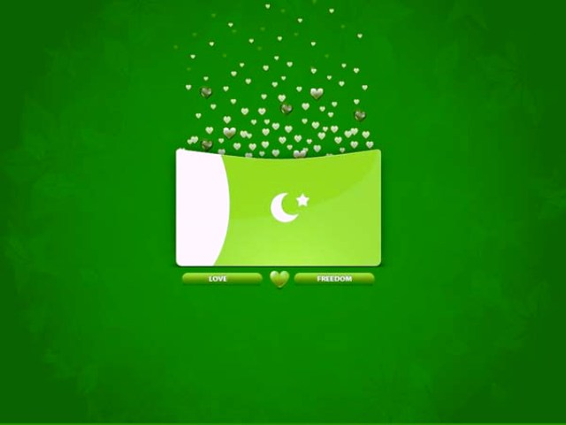 Pakistan's Independence Day 23