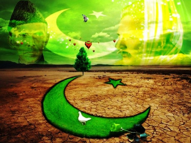Pakistan's Independence Day 25