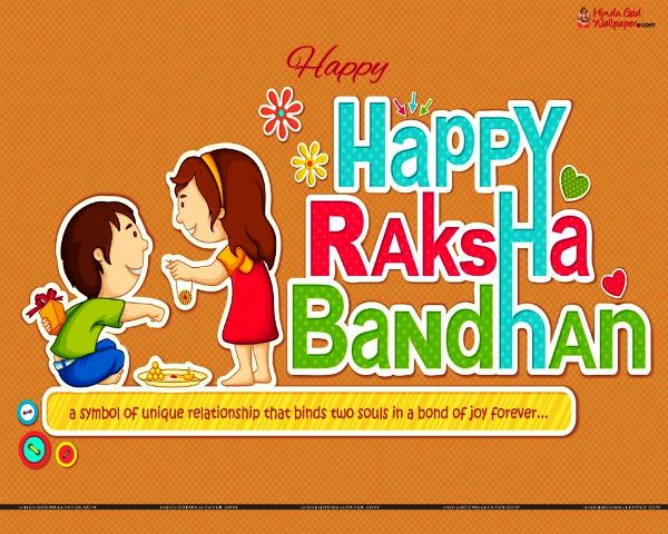 Raksha Bandhan SMS, Messages, Wishes For Sister, Brother in English