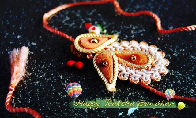 Happy Raksha Bandhan Shayari, SMS, Quotes 2014 in Hindi