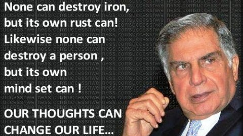 10 Notable 'Ratan Tata' Quotes