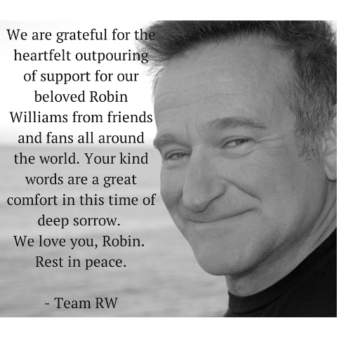 10 Most Memorable Photos of 'Robin Williams' On Facebook