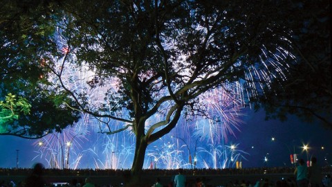 Top 3 Beautiful Happy Singapore National Day 2014 Images, Wallpapers, Photos, Pictures For Facebook And WhatsApp