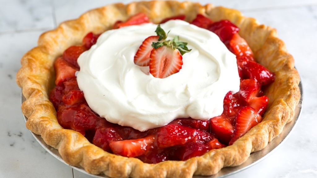 Easy Delicious Strawberry Pie