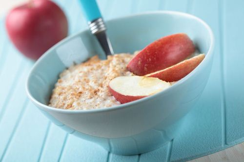 Sweetened Oatmeal