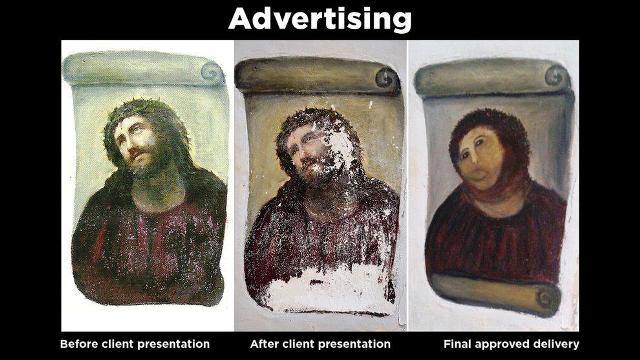 11 Funniest 'Advertising' Jokes, One Liners, Advertising Humor Of All Time