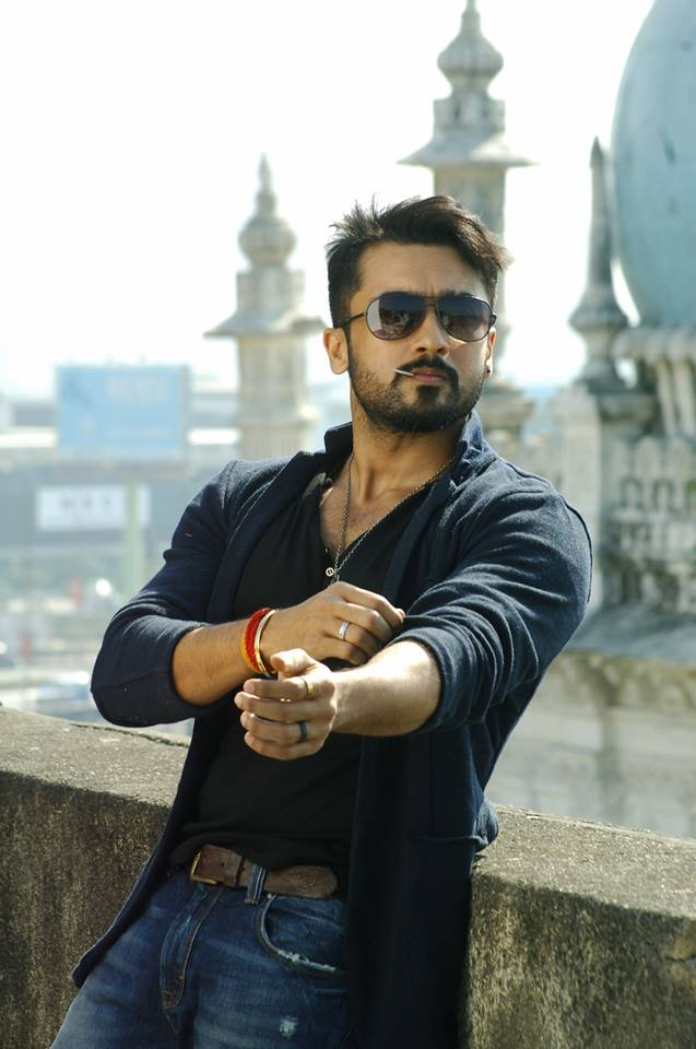 Watch 'Anjaan' Movie Official Trailer | Suriya, Samantha | Yuvan Shankar Raja