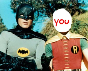 batman n robin intern