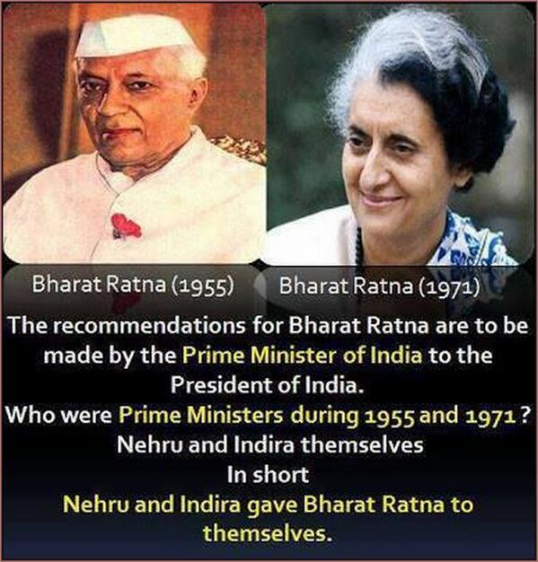15 Cool, Funny, Random 'Bharat Ratna' Status, Tweets Trending on Facebook, WhatsApp