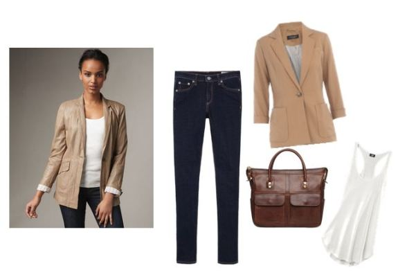4 Amazing Ways to Rock a Blazer on Campus!