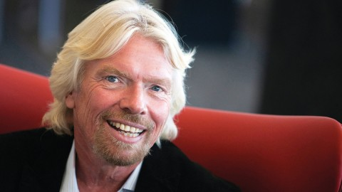 Richard Branson's 5 Steps for Startup Success