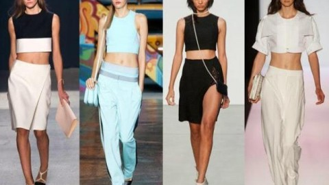 5 Amazing Ways to Make the Crop Top Work for Your Body