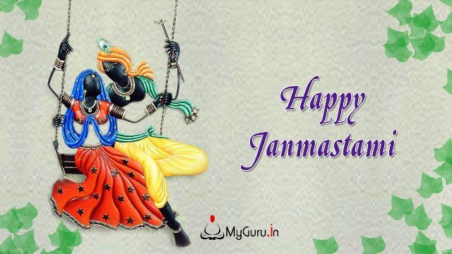 Happy Dahi Handi, Janmashtami 2014 Happy Birthday to Jai Shri Krishna