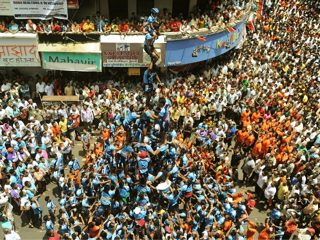 Janmashtami SMS, Dahi Handi SMS, Send Free To Friends & Everyone