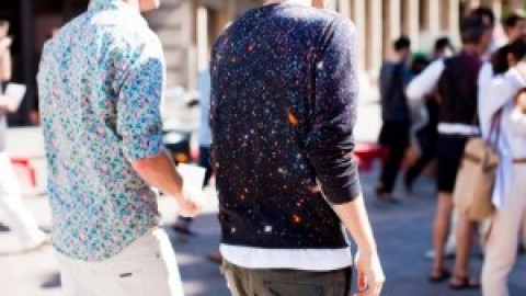How To: Rock The Galaxy Print Trend!