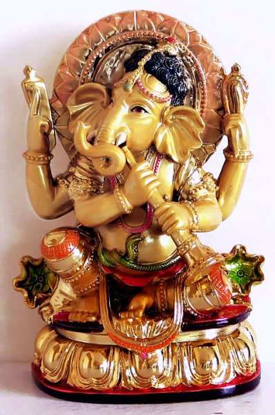 Ganesh Chaturthi Celebrations – 29 August 2014 English SMS Free Download