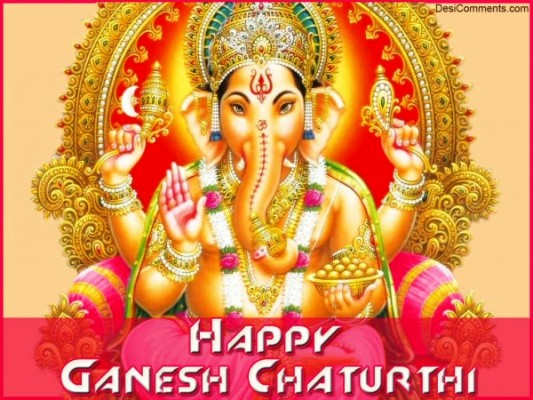 Happy Vinayaka Chaturthi 2014 SMS, WhatsApp Messages, Facebook Status in English