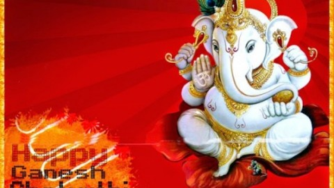 Happy Ganesh Festival 2014 HD Images, Greetings, Wallpapers Free Download