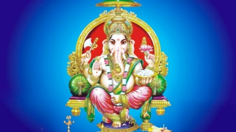 Happy Ganesh Chaturthi 2014 HD Images Free Download