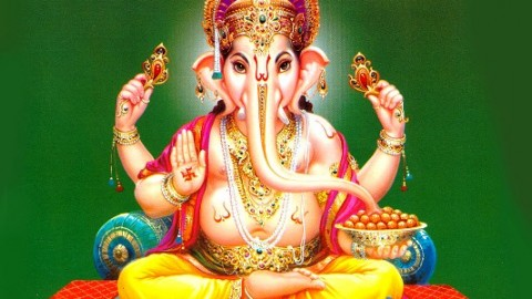 2014 Ganesh Mahotsav 29 August Facebook Greetings, WhatsApp HD Images, Wallpapers