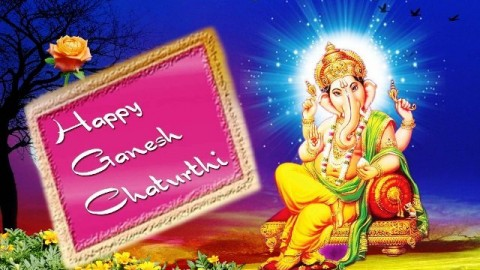 2014 Vinayaka Chaturthi Facebook Pictures, WhatsApp Images, HD Wallpapers, Pictures