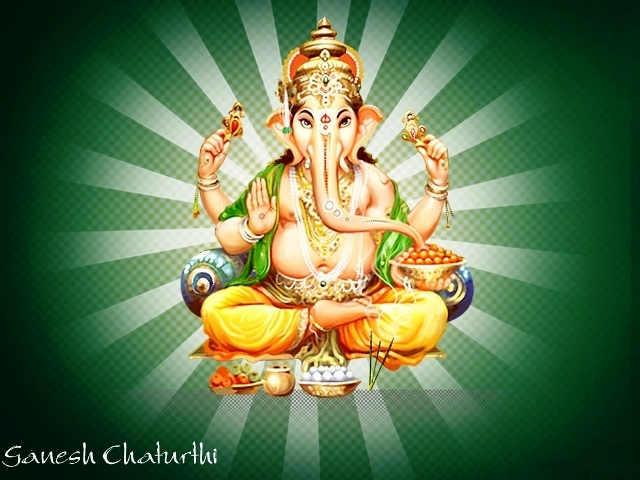 2014 Vinayaka Chaturthi HD Images, Wallpapers For Whatsapp, Facebook