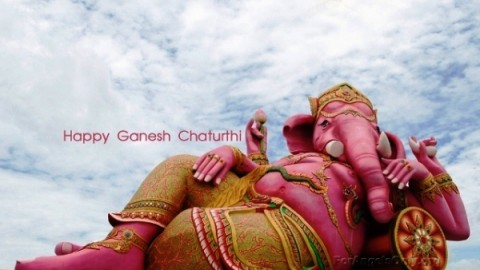 Ganesh Chaturthi Wallpapers, Pictures & Images Free Download 2014
