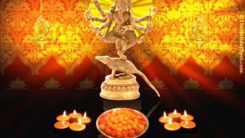 Ganesh Chaturthi HD Wallpapers, Free Wallpapers, Images 2014