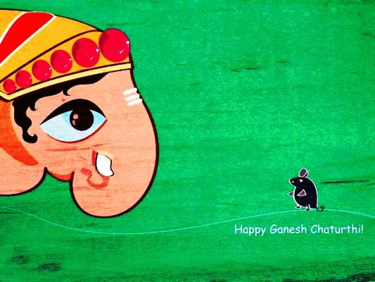 Ganesh Chaturthi 2014 Wallpapers, Pictures & Images Download