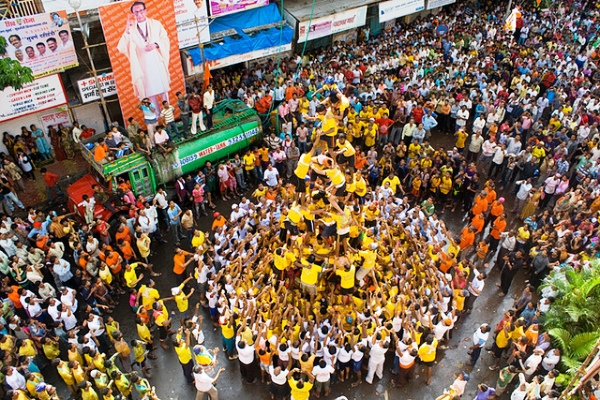 Top 3 Awesome Happy Dahi Handi 2014 Images, Pictures, Photos, Wallpapers Free