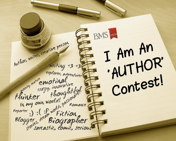 #IAmAnAuthor Online Writing Contest Open To All!