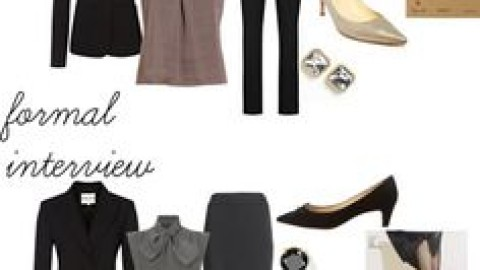How To: Dress Up Perfectly For Your Job Interview!