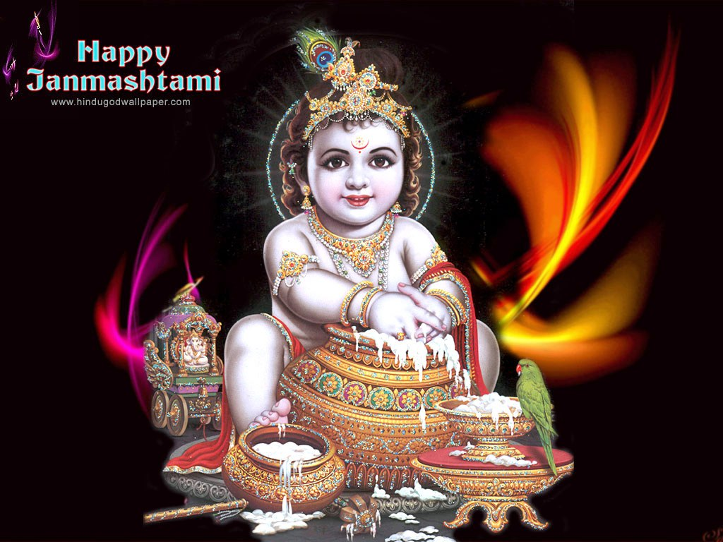 Janmashtami HD Images, Download Janmashtami Wallpapers Photo Gallery 2014