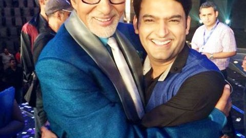India's Favorite Comedian Kapil Sharma Will Be The First Guest On KBC 8