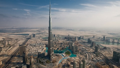 10 Interesting Facts About Burj Khalifa