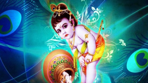 2014 Krishnashtami HD Images, Wallpapers For Whatsapp, Facebook