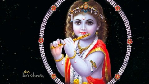 Top 3 Awesome Happy Sree Jayanti 2014 Images, Pictures, Photos, Wallpapers