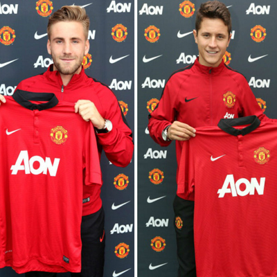 new signings united