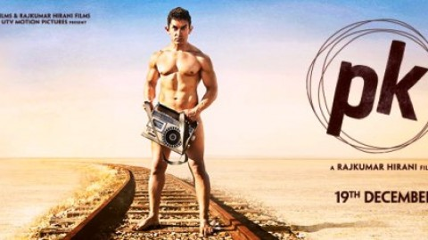 Watch PK Official Motion Poster Releasing On December 19, 2014
