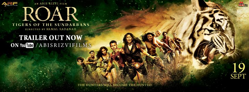 Watch 'Roar' -Tigers Of The Sundarbans | Official Theatrical Trailer