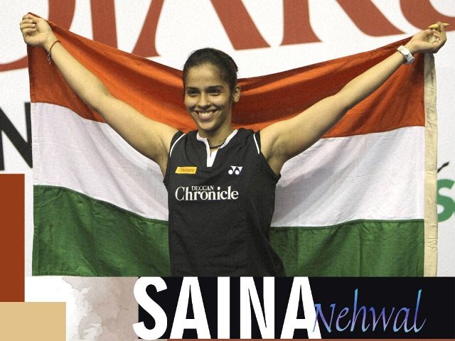 The Iron Lady of India – 'Saina Nehwal' QUOTES