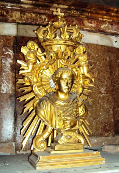 st. lawrence relic