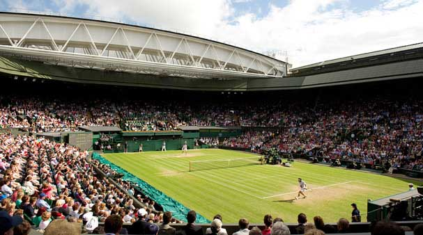 wimbledon crowd