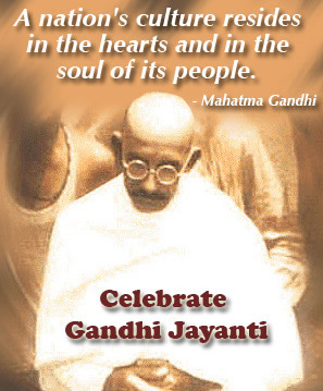 2014 Gandhi Jayanti Facebook Greetings, WhatsApp Messages, Status, SMS