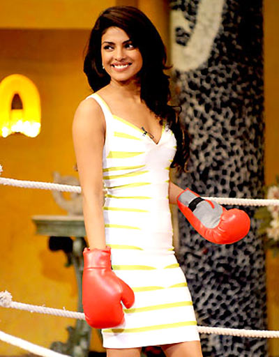 Priyanka Chopra: I have invested a part of my soul in 'Mary Kom'.