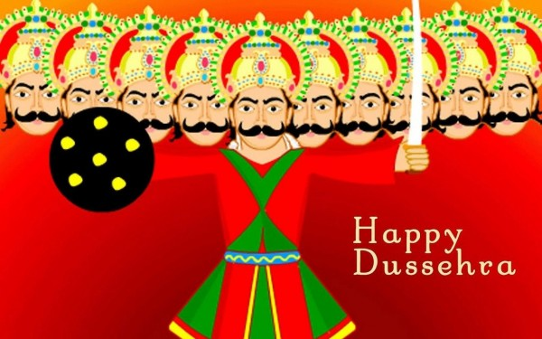 Top 3 Awesome Happy Dussehra 2014 SMS, Quotes, Wishes, Messages WhatsApp, Facebook