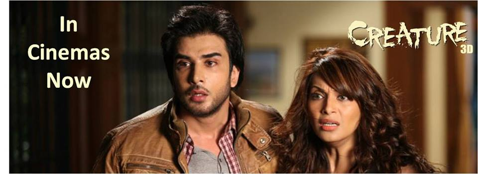 Creature 3D (2014) Movie Day 1 First Friday Box Office Collection 12 September 2014